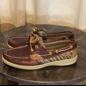 Sperry Top Sider Angel Fish Boat Shoes
